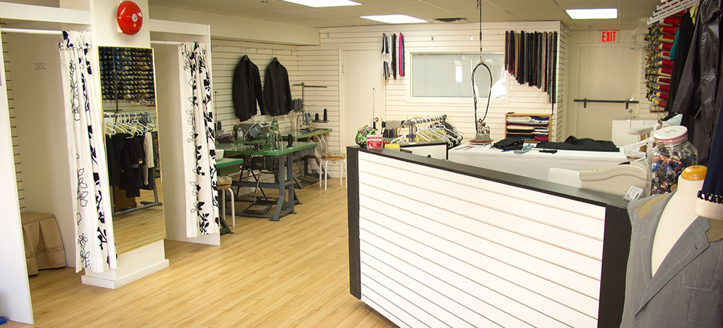 The best tailor in Vancouver for alterations, custom suits, bridal dress alterations and clothing repair.