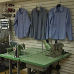 Clothing alterations and repairs in Kitsilano, Vancouver