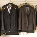 Custom suits tailored just for you